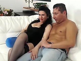 mature, amateurs, amatoriale italiano, castingallaitaliana, couch fuck